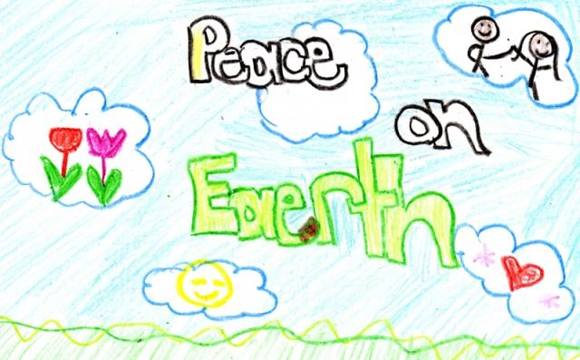 Peace Postcards - Carver Community
