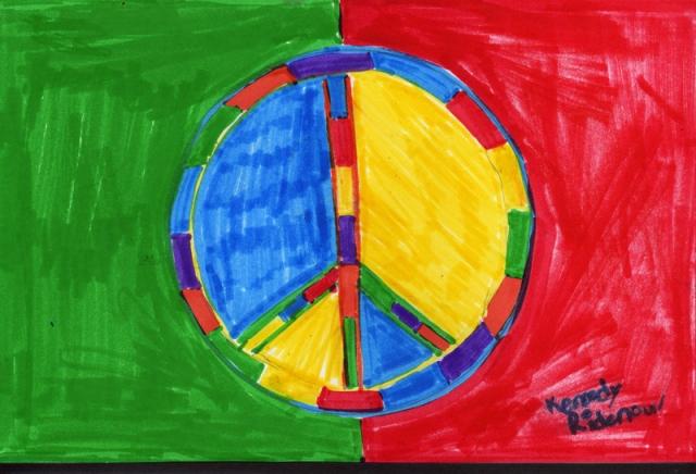 Peace Postcards - Utica
