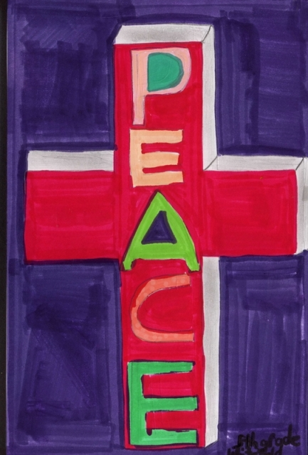 Peace Postcards - Whitefield Academy