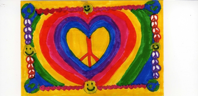 Peace Postcards - Ottowa Hills