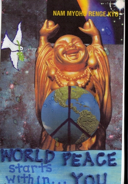 Peace Postcards - La Grange