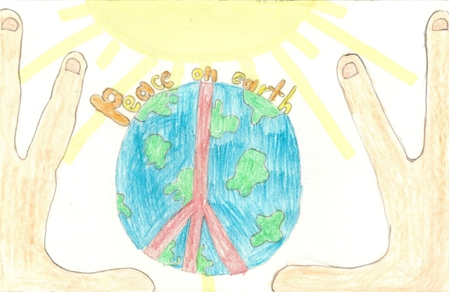 Peace Postcards - St. Andrew Academy