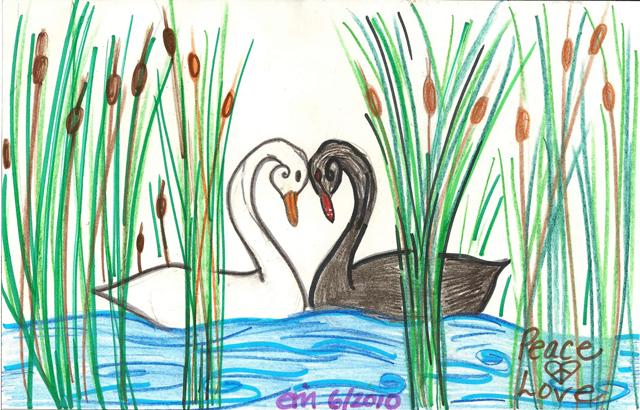 Peace Postcards - Kentucky Folk Art Center (KFAC)