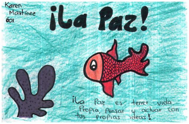Peace Postcards - Bogota