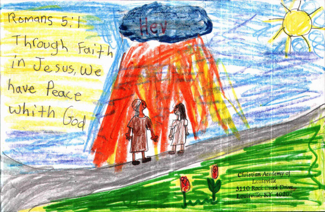 Peace Postcards - Christian Academy