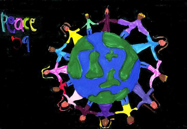 Peace Postcards - St. Michael School