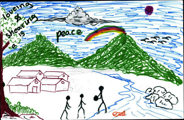 Peace Postcards - Center for Interfaith Relations (CIR)