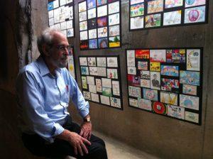 Allan Weiss - Peace Postcards