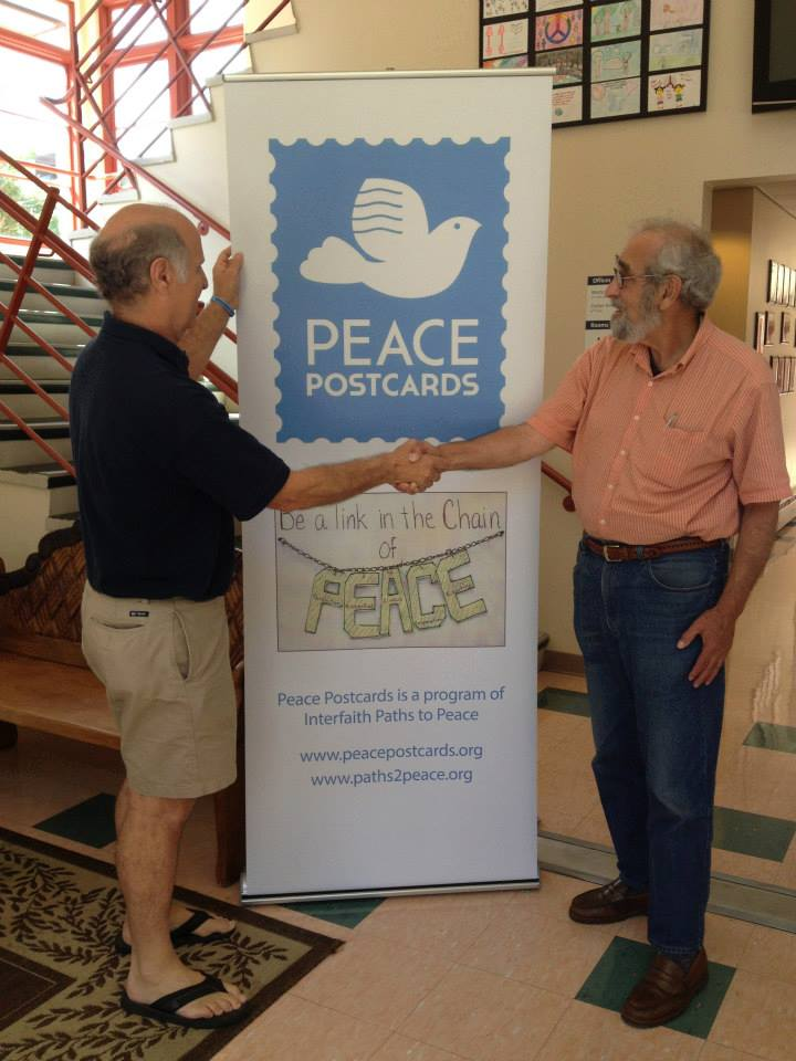 University of Rhode Island Center for Nonviolence and Peace Studies - Peace Postcards